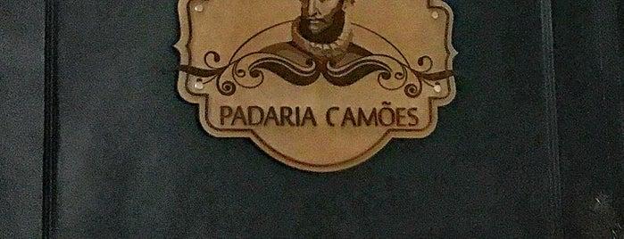 Padaria Camões is one of Lieux qui ont plu à Carlos.