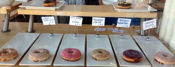 Blue Star Donuts is one of Portland.