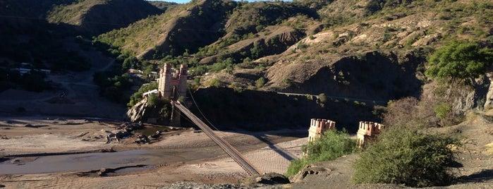 Puente Arce is one of สถานที่ที่ Miguel ถูกใจ.