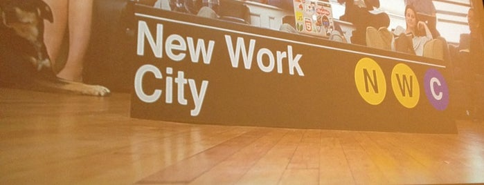 New Work City is one of NYC Work Spaces & Tech Startups.