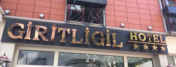 Giritligil Hotel is one of Locais curtidos por Turan.