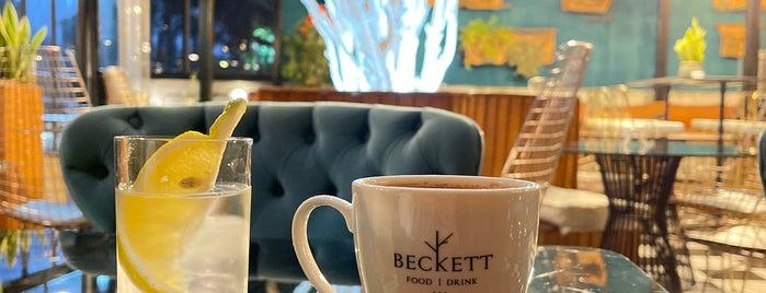 Beckett is one of Kıbrıs.