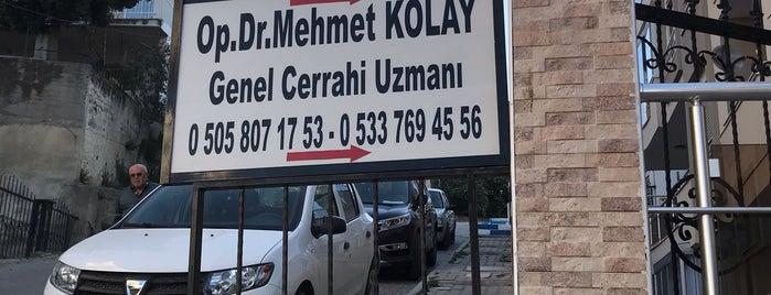 Op. Dr. Mehmet Kolay is one of Orte, die Mehmet Ali gefallen.