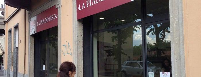 La Piadineria is one of Posti che sono piaciuti a Cristian.