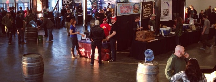 The Big Woody Barrel Aged Brew & Whiskey Festival is one of PDX: To-Dos in Portlandia.