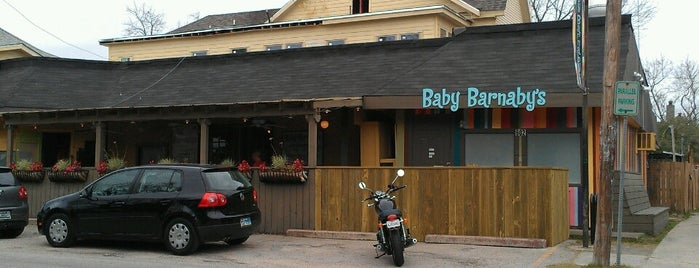 Baby Barnaby's is one of As long as you're in Houston....