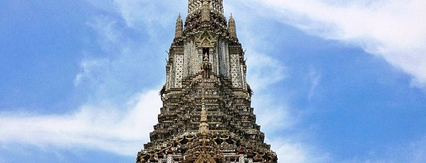 Wat Arun Rajwararam is one of Things To Do.