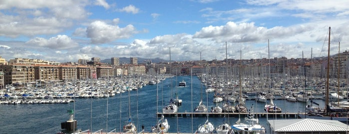 Port de Marseille-Fos is one of Favourite Places.
