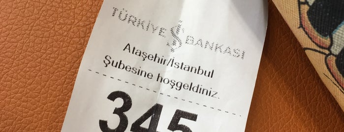 Türkiye İş Bankası is one of All-time favorites in Turkey.