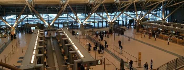 Terminal 2 is one of Airports.