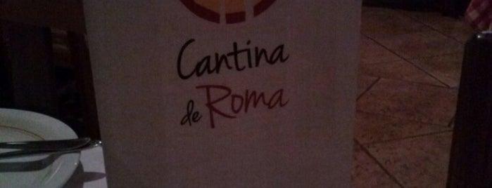 Cantina de Roma is one of Brasília - almoço com bom custo benefício.