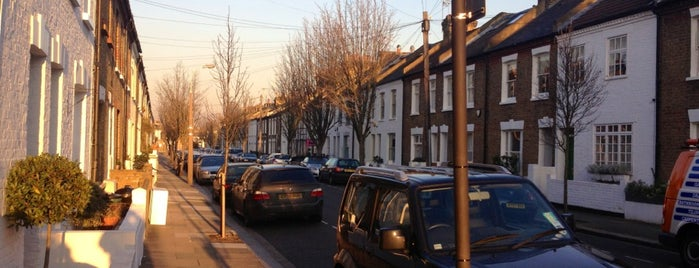 Fulham is one of London's Neighbourhoods & Boroughs.