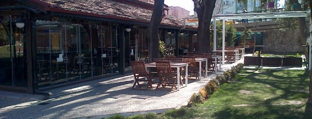 Pool & Bistro is one of Eskişehir.