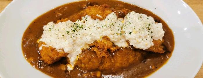 Hinoya Curry is one of Locais salvos de Dee.