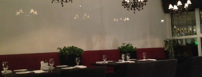 Merci French Restaurant | رستوران فرانسوی مرسی is one of Posti che sono piaciuti a Mahtab.