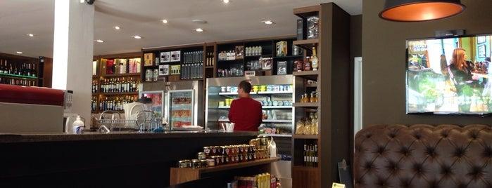 Empório Muf's is one of Cafés e Padarias-CWB.