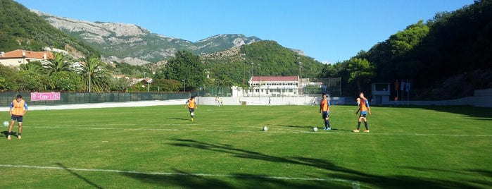 Stadion OFK Petrovac is one of Out of Belgrade.