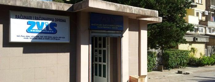 ZVIS Computers / Racunari, Racunarska Oprema, Electronica, Mreze is one of TC Bahadır 님이 좋아한 장소.