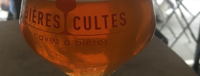 Bières Cultes is one of Locais curtidos por Alexandra.