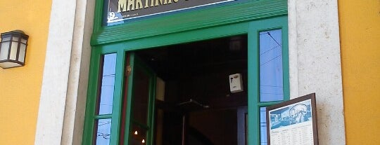 Café Martinho da Arcada is one of LISBON THINGS TO DO.