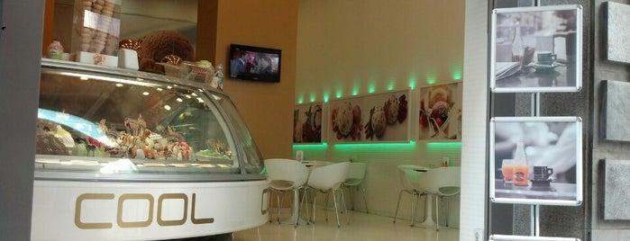 Cool Café is one of Fagyizók.