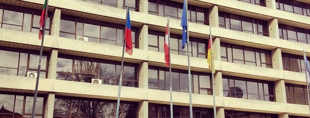 Centro Europeu Jean Monnet is one of Posti salvati di Katya.