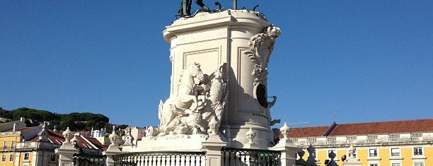 Estátua D. José I is one of Lissabon🇵🇹.