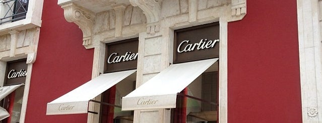 Cartier is one of Lugares favoritos de clive.