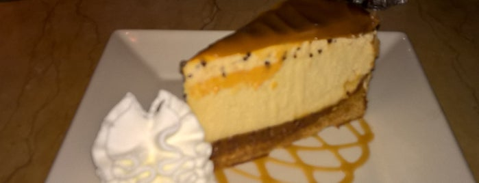 The Cheesecake Factory is one of Майами.