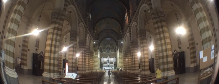 Chiesa di Santa Maria Immacolata e San Giovanni Berchmans is one of Rome / Roma.