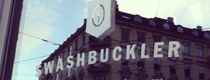 Swashbuckler Coffeebar Nr.1 is one of Tempat yang Disukai Yunus.