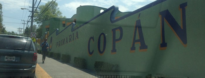 Colegio Copan is one of Locais curtidos por Giovanna.