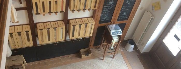 ne pazarolj zero waste shop & café is one of Patricia : понравившиеся места.