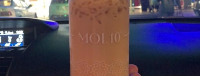 Mol10 is one of 🍦さんの保存済みスポット.