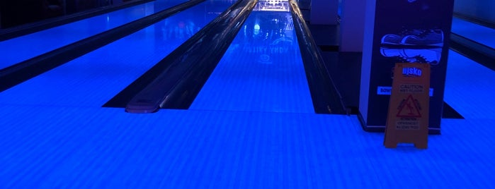Bowling Caffe Octopus is one of Split.