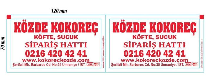 huzur köfte kokoreç is one of สถานที่ที่บันทึกไว้ของ Emre.