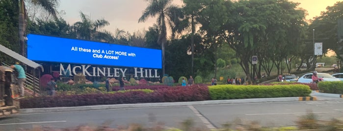 McKinley Hill is one of Lieux qui ont plu à Bang.