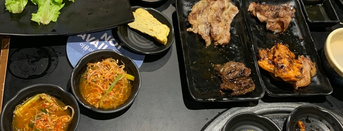 Soban K-Town Grill is one of Manila BGC.