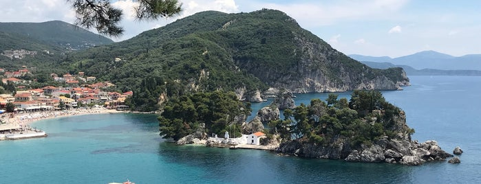 Parga's Castle is one of Kiriakos Karagiannisさんのお気に入りスポット.
