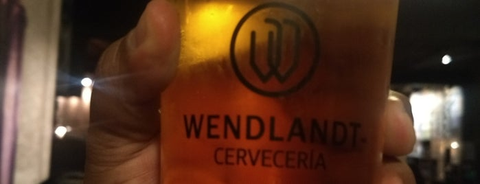 Wendlandt Cervecería is one of Tijuana.
