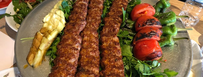 Necati Bey Kebap is one of Kebapçılar.