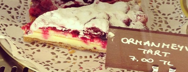 Patisserie D'Oret is one of IST.