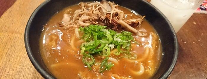 G麺 is one of Posti che sono piaciuti a Dark.