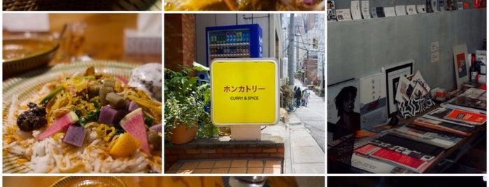 ホンカトリー is one of TOKYO-TOYO-CURRY 4.