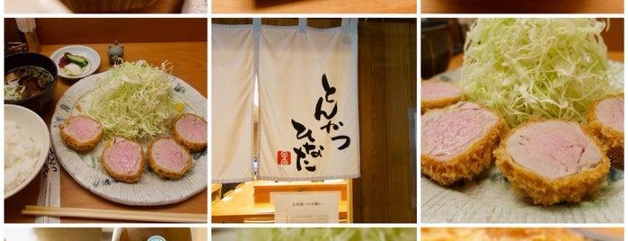 Tonkatsu Hinata is one of Orte, die kebi- gefallen.