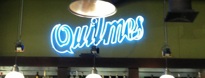 Quilmes is one of Disfruta Finca Alta.