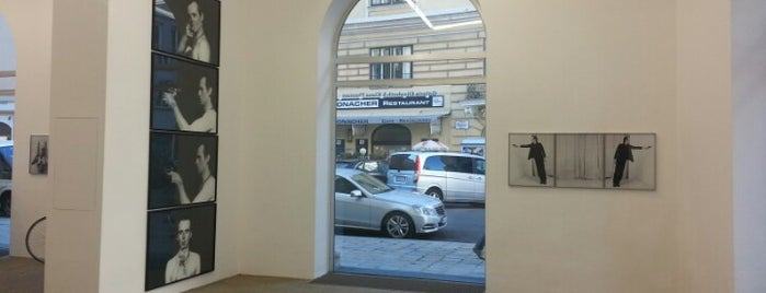 Galerie Elisabeth & Klaus Thoman is one of VIENNA.