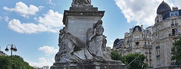 Place de Breteuil is one of Paris.