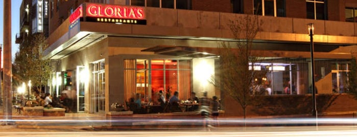 Gloria's is one of Dallas Favorites.