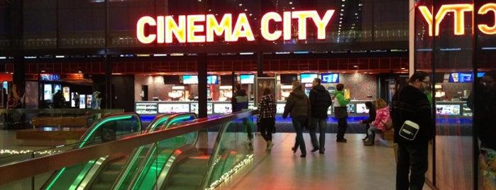 Cinema City is one of Lugares favoritos de Veronica.